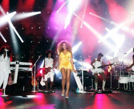 Beyonce's Album launch