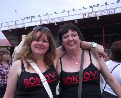 Bon Jovi at Ashton Gate Stadium