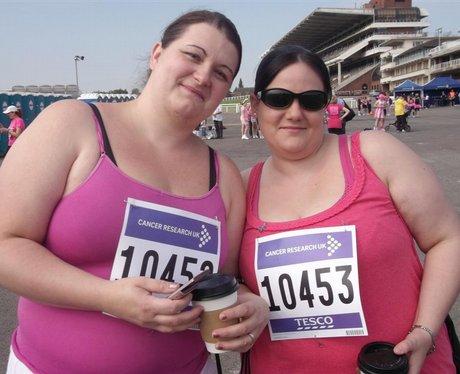 Cheltenham Race for Life 10k 2011