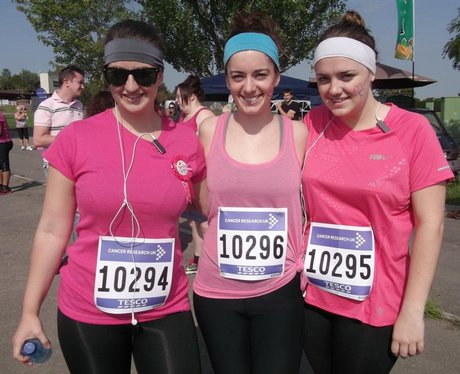 Cheltenham Race for Life 10k 2011