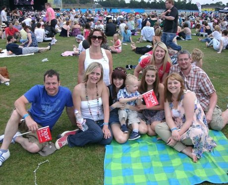Chester Rocks - The Crowd