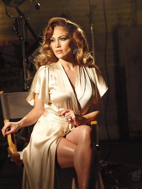 Jennifer Lopez perfume ad