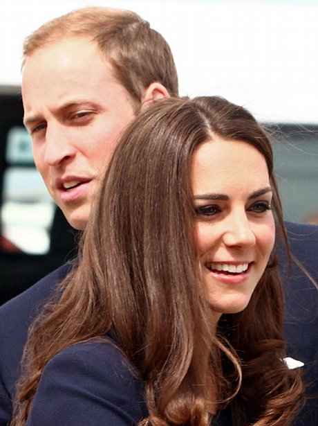 kate & william