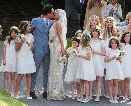 Kate Moss Wedding.Kate Moss Jamie Hince S Wedding Kate Moss Jamie Hince S