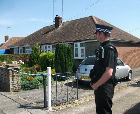 Luton murder investigation