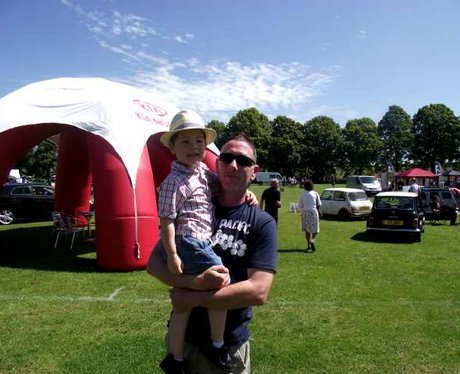 Oxford Mail Motor Show