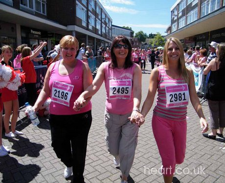 Race for Life - Solihull 26/6/11