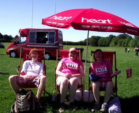 Race For Life Basingstoke 2011