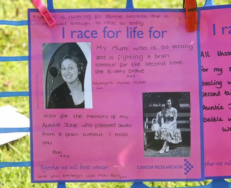 Race for Life Bury (Afternoon)