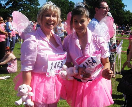 Race for Life in Luton