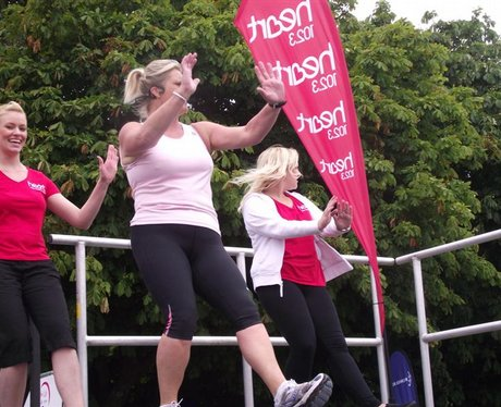 RFL Poole - The Warm Up