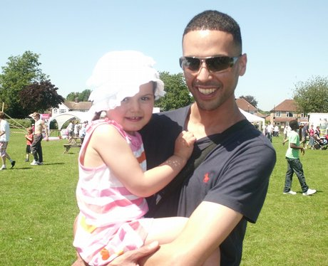 St Albans Festival Larks in the Park