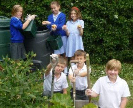 Burghfield St Mary's Primary School