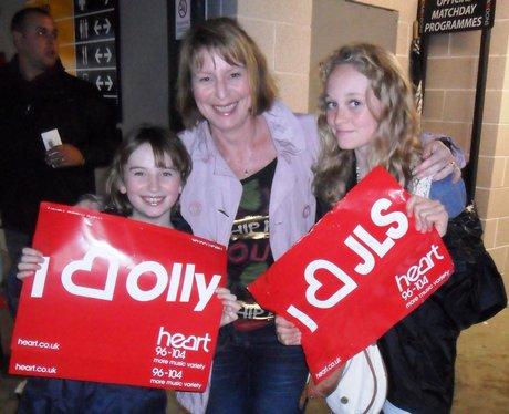 JLS & Olly Murs at Stadium MK