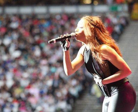 JLS @ Stadium MK Stage Photos