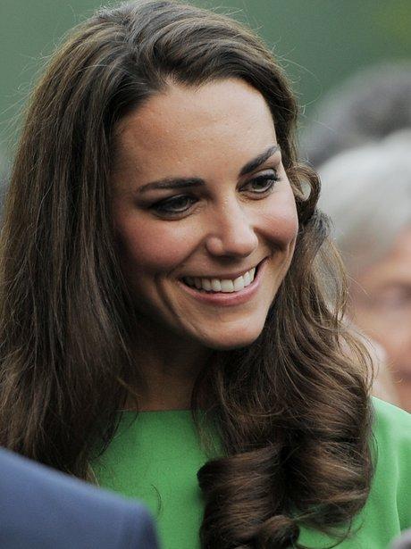 Kate William Royal tour