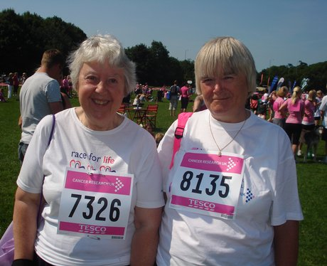 Race for Life Brighton