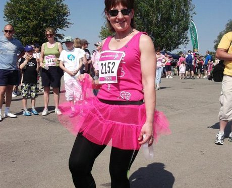 Race For Life Cheltenham 5k