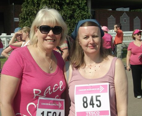 Race For Life Cheltenham 5k
