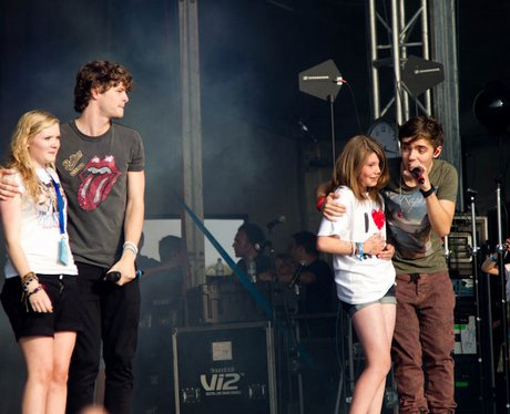 The Wanted at Chester Rocks