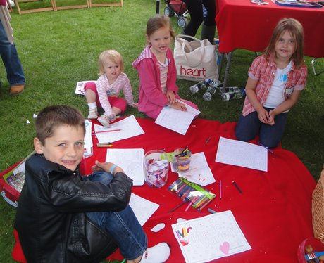 Big arts day - Lydiard Park