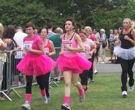 B'Head Race for Life