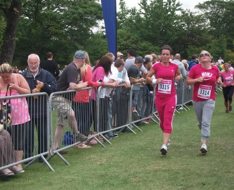 B'Head Race for Life