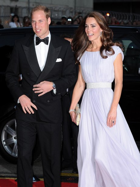 Kate Middleton\'s Most Dazzling Dresses - Heart