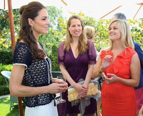 Kate William Royal tour