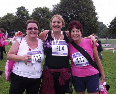 Race for Life Bristol 10k