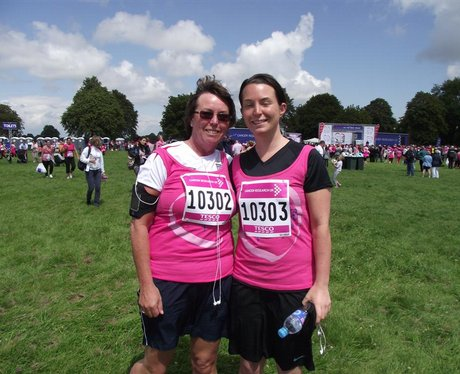 Race for Life Bristol 5k Saturday
