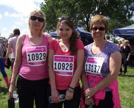 Race for Life Bristol 5k Saturday