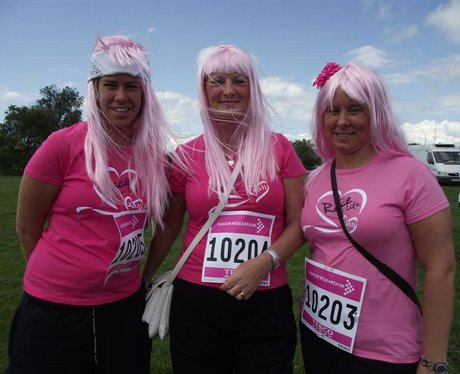 Race for Life 5k Saturday