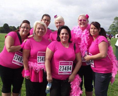 Race for Life Bristol 5k Sunday