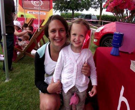 Race For Life Newbury 2011