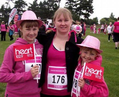 Race For Life Newbury 2011