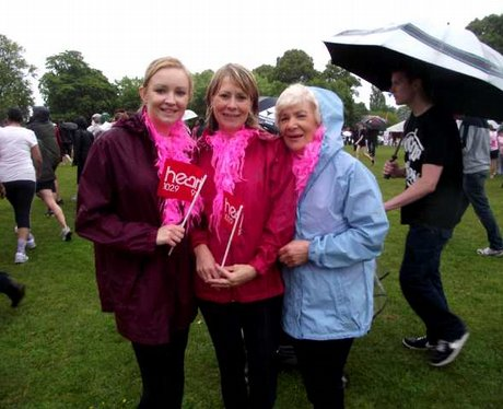 Race for Life Reading 2011