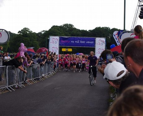 RFL Southampton - The Race