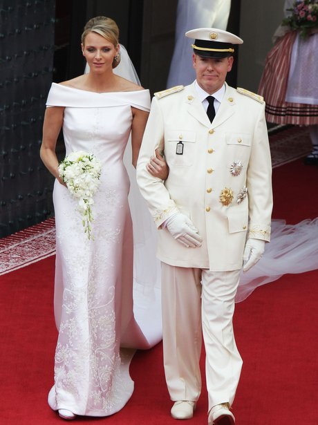 The most beautiful celebrity wedding dresses heart celeb weddings junglespirit Image collections