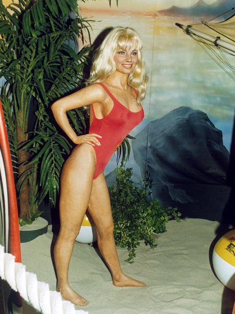 Pamela Anderson in the '90's