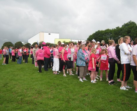 Race For Life Plymouth