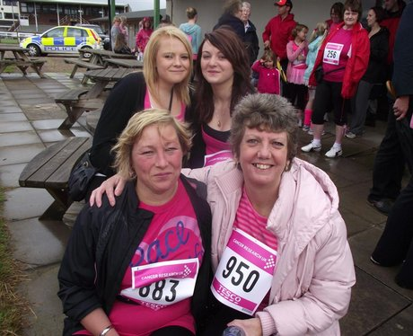 Race for Life Taunton 5k