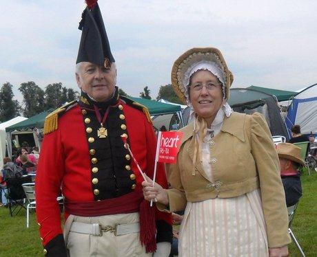 Battle Proms At Hatfield House