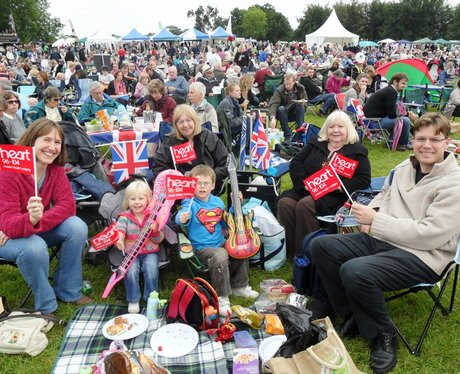Battle Proms At Hatfield House