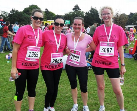 Bedford Race for Life