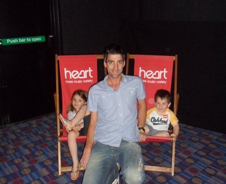 Cars 2 film screening with Heart!