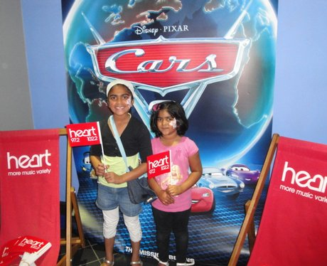 Cars 2 Opening Swindon