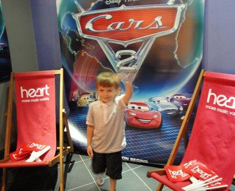 Cars 2 Opening Swindon