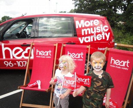 Eastcott Vets open day swindon