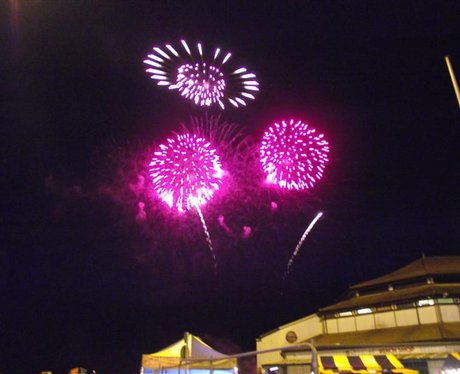 Friday Night Fireworks 22nd July